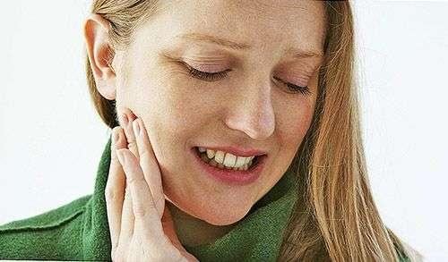 Болит зуб при на его нажатие
